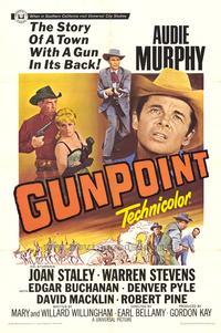 Gunpoint - 27 x 40 Movie Poster - Style B