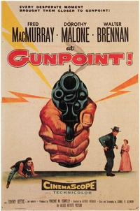 Gunpoint - 43 x 62 Movie Poster - Bus Shelter Style A