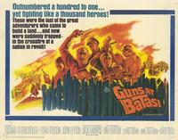 Guns at Batasi - 11 x 14 Movie Poster - Style A