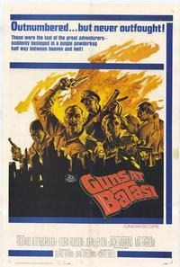 Guns at Batasi - 27 x 40 Movie Poster - Style A