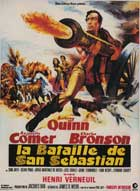 Guns for San Sebastian - 11 x 17 Movie Poster - French Style A
