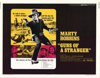 Guns of a Stranger - 11 x 14 Movie Poster - Style I