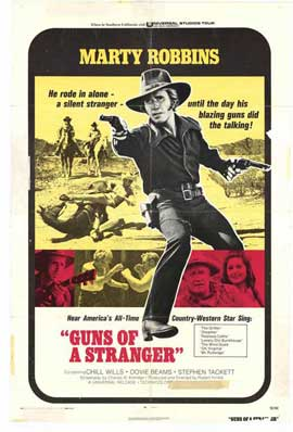 Guns of a Stranger - 11 x 17 Movie Poster - Style A