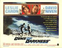 Guns of Darkness - 27 x 40 Movie Poster - Style B