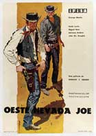 Guns of Nevada - 11 x 17 Movie Poster - Spanish Style A