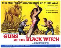Guns of the Black Witch - 11 x 14 Movie Poster - Style A