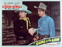 Guns of the Law - 11 x 14 Movie Poster - Style A