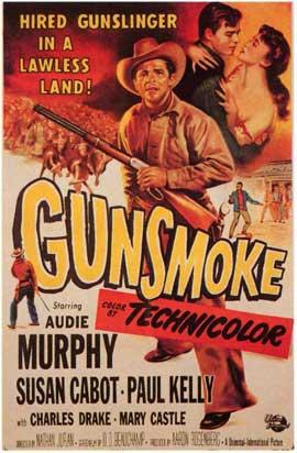 Gunsmoke - 11 x 17 Movie Poster - Style A