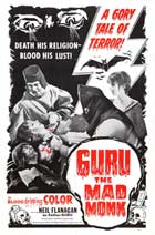 Guru, the Mad Monk - 27 x 40 Movie Poster - Style A