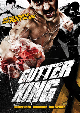 Gutter King - 11 x 17 Movie Poster - Style A
