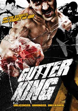 Gutter King - 27 x 40 Movie Poster - Style A
