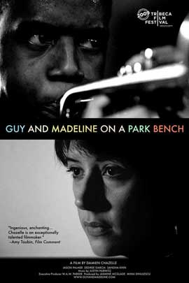 Guy and Madeline on a Park Bench - 11 x 17 Movie Poster - Style A