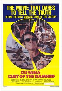 Guyana:  Cult of the Damned - 27 x 40 Movie Poster - Style A