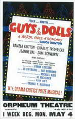 Guys and Dolls (Broadway)