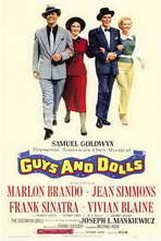 Guys and Dolls - 11 x 17 Movie Poster - Style A