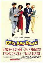 Guys and Dolls - 27 x 40 Movie Poster - Style A