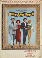 Guys and Dolls - 27 x 40 Movie Poster - Style D