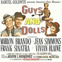 Guys and Dolls - 11 x 14 Movie Poster - Style A