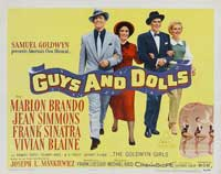 Guys and Dolls - 11 x 14 Movie Poster - Style C