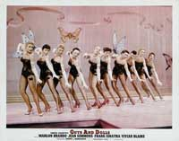 Guys and Dolls - 11 x 14 Movie Poster - Style E