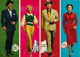 Guys and Dolls - 11 x 17 Movie Poster - Style E