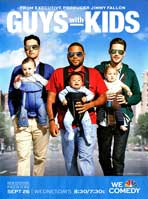 Guys with Kids (TV) - 11 x 17 TV Poster - Style A