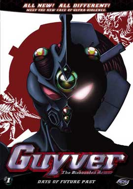 Guyver: The Bioboosted Armor - 11 x 17 Movie Poster - Style A