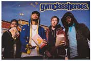 Gym Class Heroes - Music Poster - 24 x 36 - Style A
