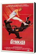 Gymkata - 27 x 40 Movie Poster - Style A - Museum Wrapped Canvas