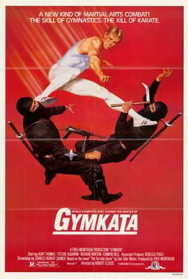 Gymkata - 11 x 17 Movie Poster - Style A