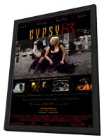 Gypsy 83 - 11 x 17 Movie Poster - Style A - in Deluxe Wood Frame