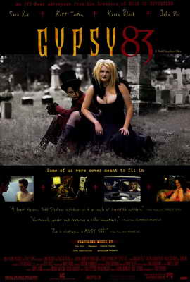 Gypsy 83 - 27 x 40 Movie Poster - Style A