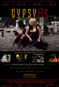 Gypsy 83 - 43 x 62 Movie Poster - Bus Shelter Style A
