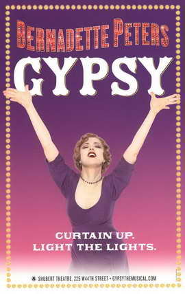 Gypsy (Broadway) - 11 x 17 Poster - Style A