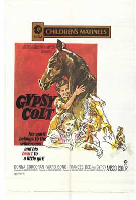 Gypsy Colt - 11 x 17 Movie Poster - Style A
