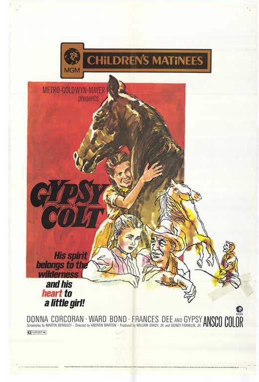 Gypsy Colt movie