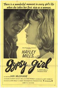 Gypsy Girl - 11 x 17 Movie Poster - Style A