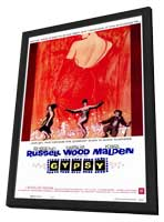 Gypsy - 11 x 17 Movie Poster - Style A - in Deluxe Wood Frame