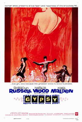 Gypsy - 27 x 40 Movie Poster - Style A