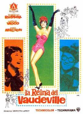 Gypsy - 11 x 17 Movie Poster - Style B