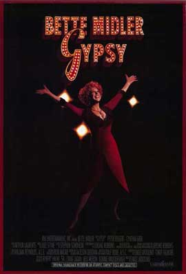 Gypsy - 11 x 17 Movie Poster - Style A