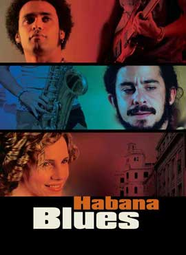Habana Blues - 11 x 17 Movie Poster - Style A