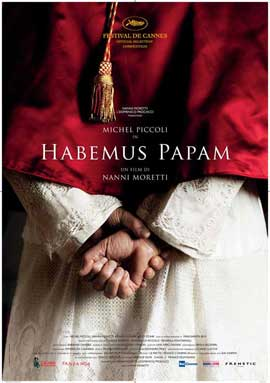 Habemus Papam - 27 x 40 Movie Poster - Swiss Style A