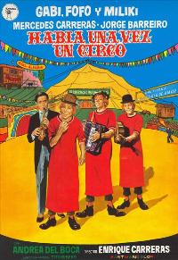 Habia una vez un circo - 11 x 17 Movie Poster - Spanish Style A