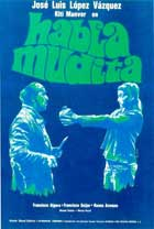 Habla mudita - 11 x 17 Movie Poster - Spanish Style A
