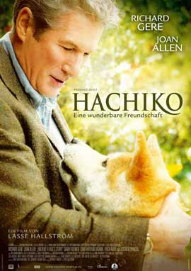 Hachiko: A Dog's Story - 11 x 17 Movie Poster - German Style A