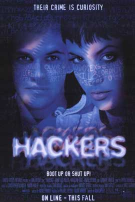 Hackers - 11 x 17 Movie Poster - Style A