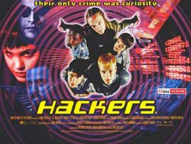 Hackers - 11 x 17 Movie Poster - Style B