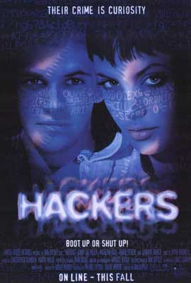 Hackers - 27 x 40 Movie Poster - Style A