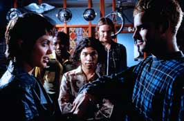 Hackers - 8 x 10 Color Photo #9